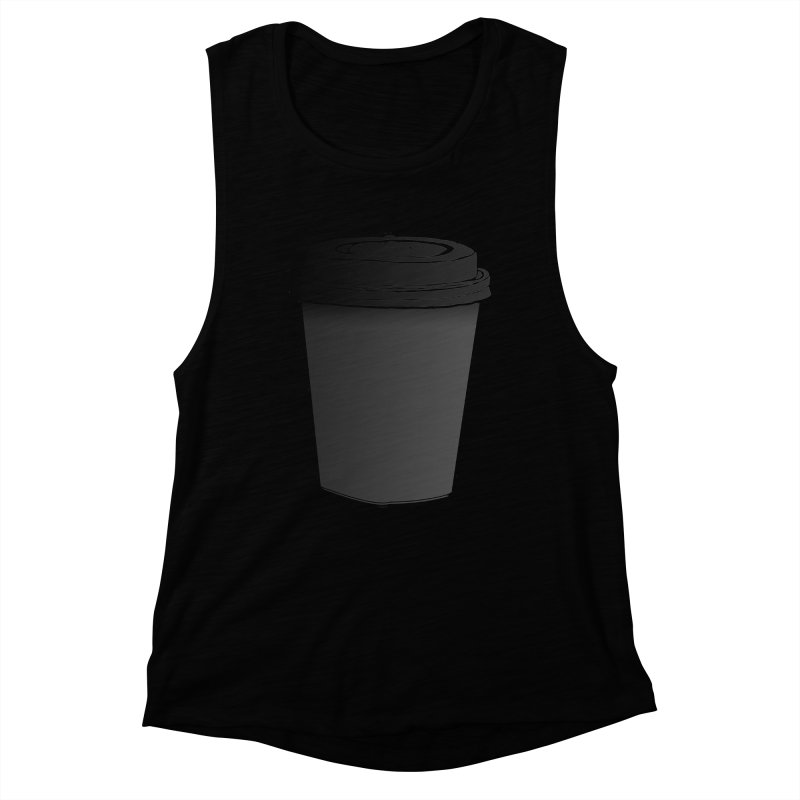 Take Away Women's Muscle Tank by stonestreet's Artist Shop