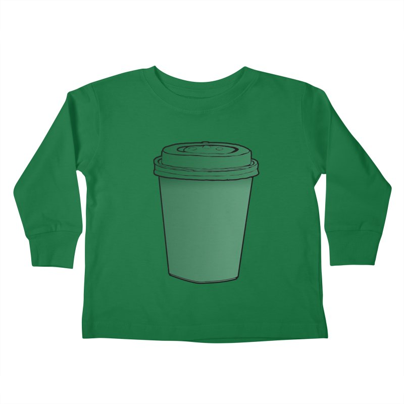 Take Away Kids Toddler Longsleeve T-Shirt by stonestreet's Artist Shop