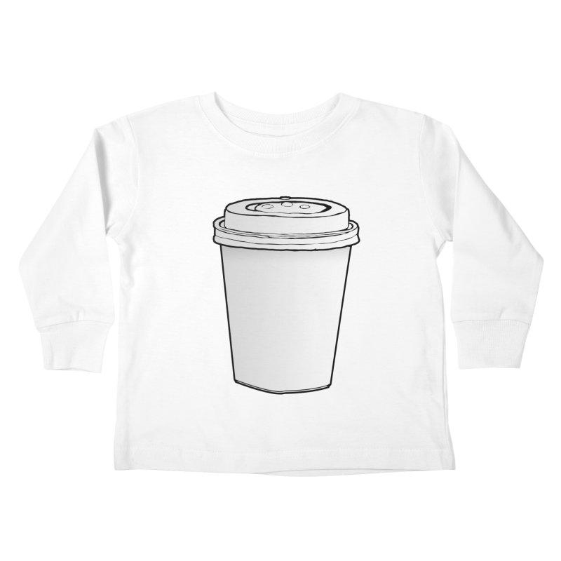 Take Away Kids Toddler Longsleeve T-Shirt by stonestreet's Artist Shop