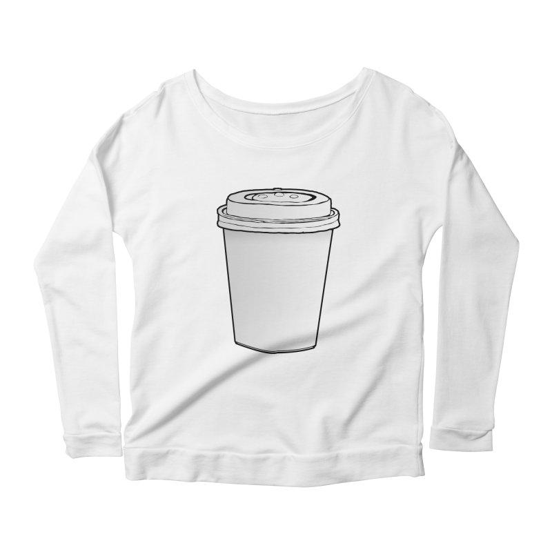 Take Away Women's Scoop Neck Longsleeve T-Shirt by stonestreet's Artist Shop