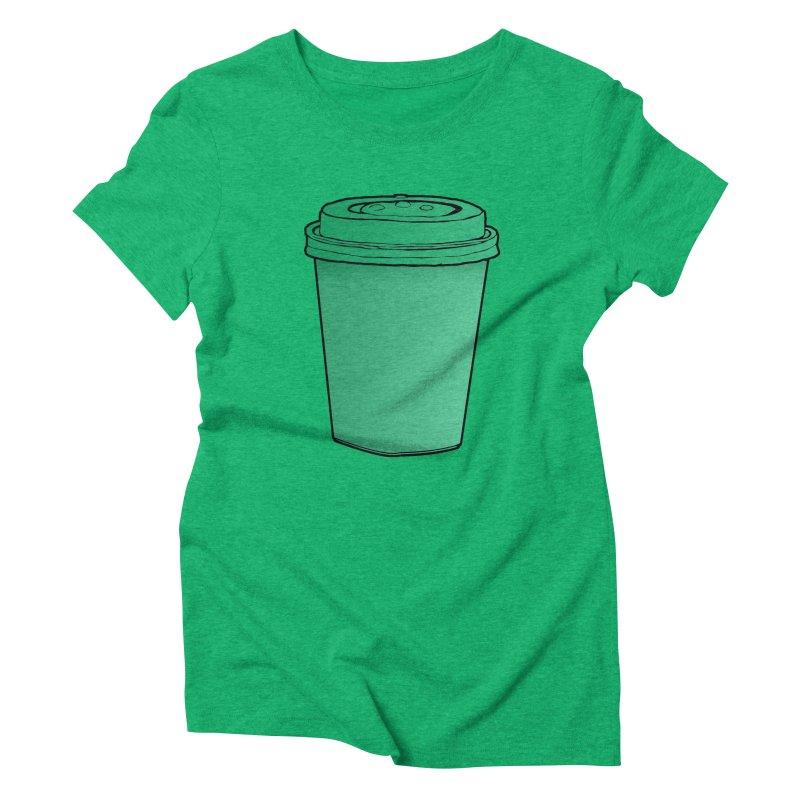 Take Away Women's Triblend T-Shirt by stonestreet's Artist Shop
