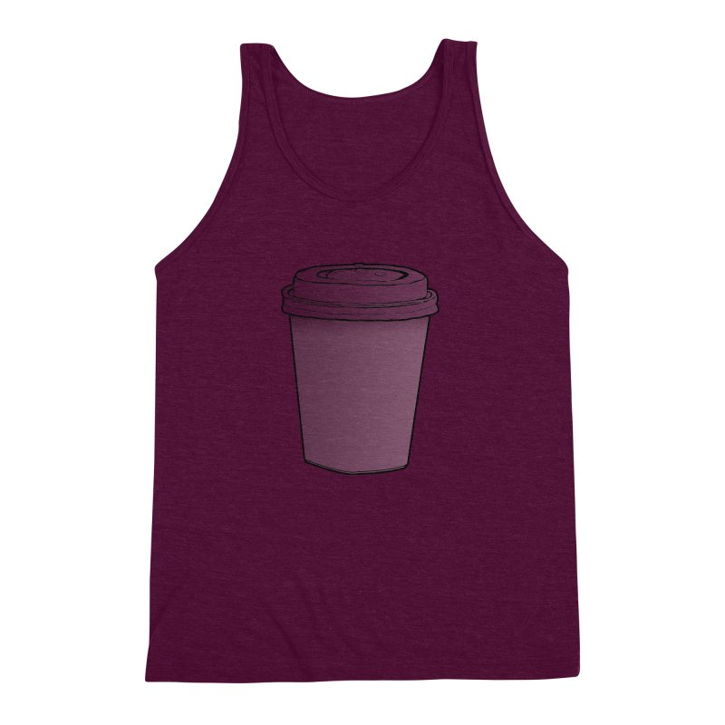 Take Away Men's Triblend Tank by stonestreet's Artist Shop