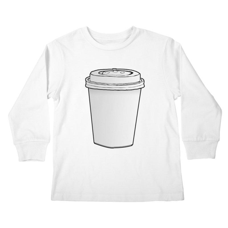 Take Away Kids Longsleeve T-Shirt by stonestreet's Artist Shop
