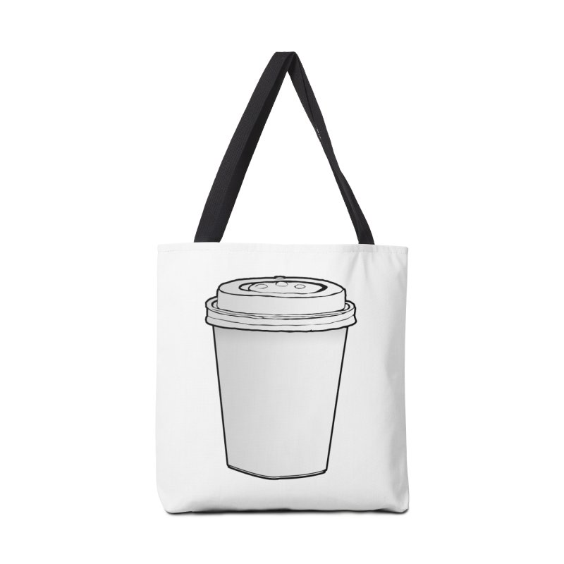 Take Away Accessories Tote Bag Bag by stonestreet's Artist Shop
