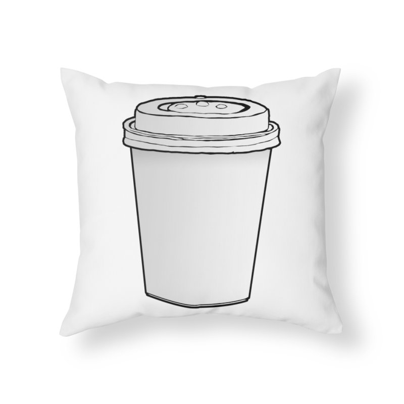 Take Away Home Throw Pillow by stonestreet's Artist Shop