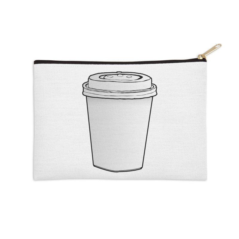 Take Away Accessories Zip Pouch by stonestreet's Artist Shop