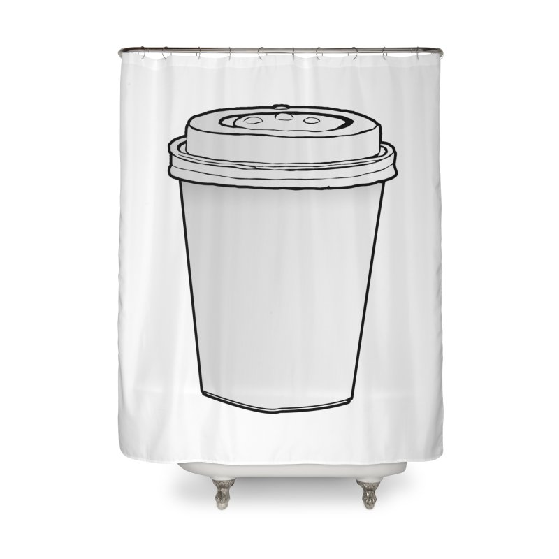 Take Away Home Shower Curtain by stonestreet's Artist Shop