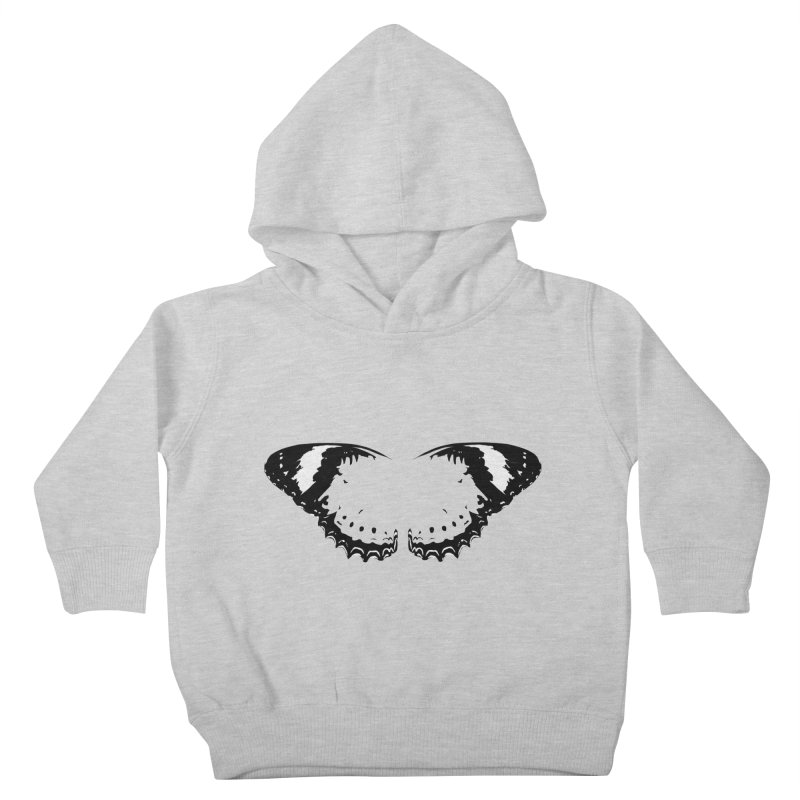 Tips of Butterfly Wings Kids Toddler Pullover Hoody by stonestreet's Artist Shop