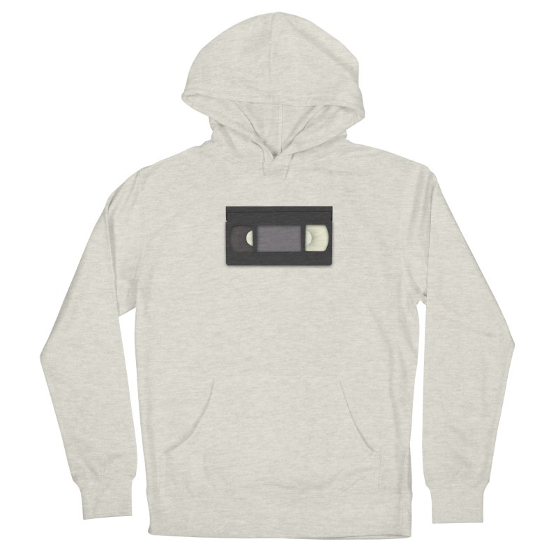 VHS Men's French Terry Pullover Hoody by stonestreet's Artist Shop