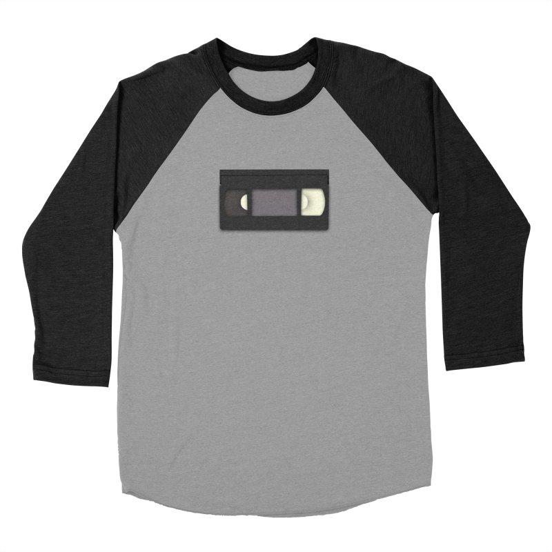 VHS Women's Baseball Triblend Longsleeve T-Shirt by stonestreet's Artist Shop