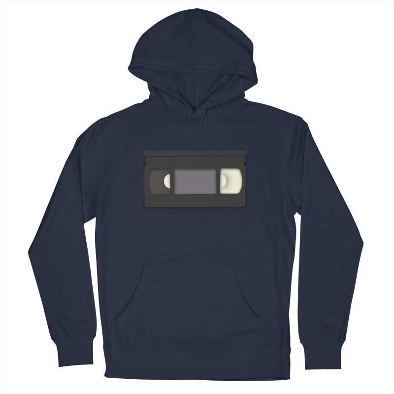 VHS Women's French Terry Pullover Hoody by stonestreet's Artist Shop