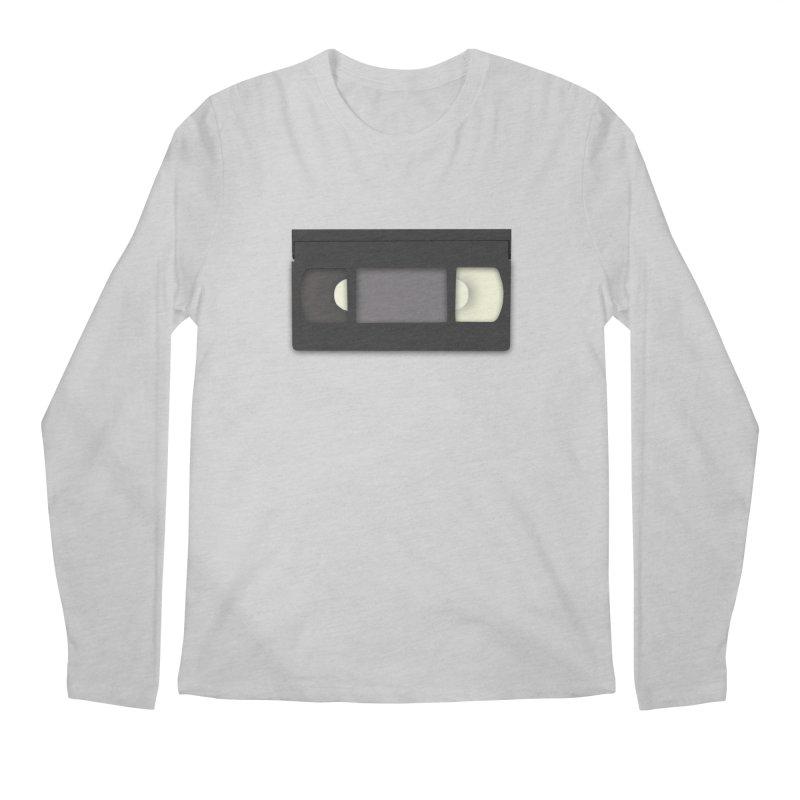 VHS Men's Regular Longsleeve T-Shirt by stonestreet's Artist Shop