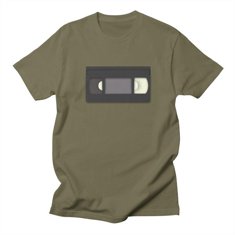 VHS Women's Regular Unisex T-Shirt by stonestreet's Artist Shop