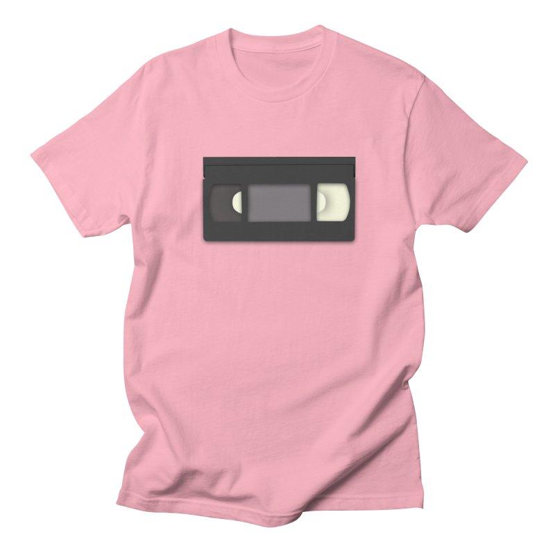VHS Men's Regular T-Shirt by stonestreet's Artist Shop