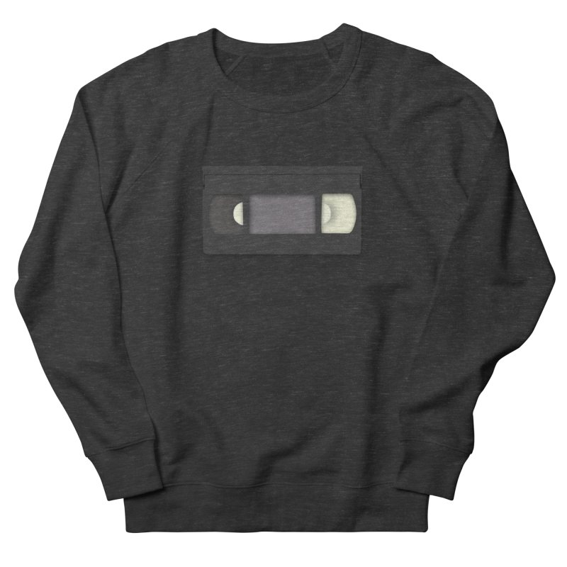 VHS Women's French Terry Sweatshirt by stonestreet's Artist Shop