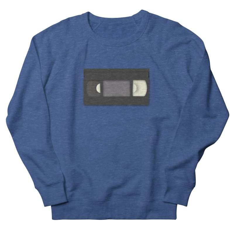 VHS Women's French Terry Sweatshirt by stonestreet's Artist Shop