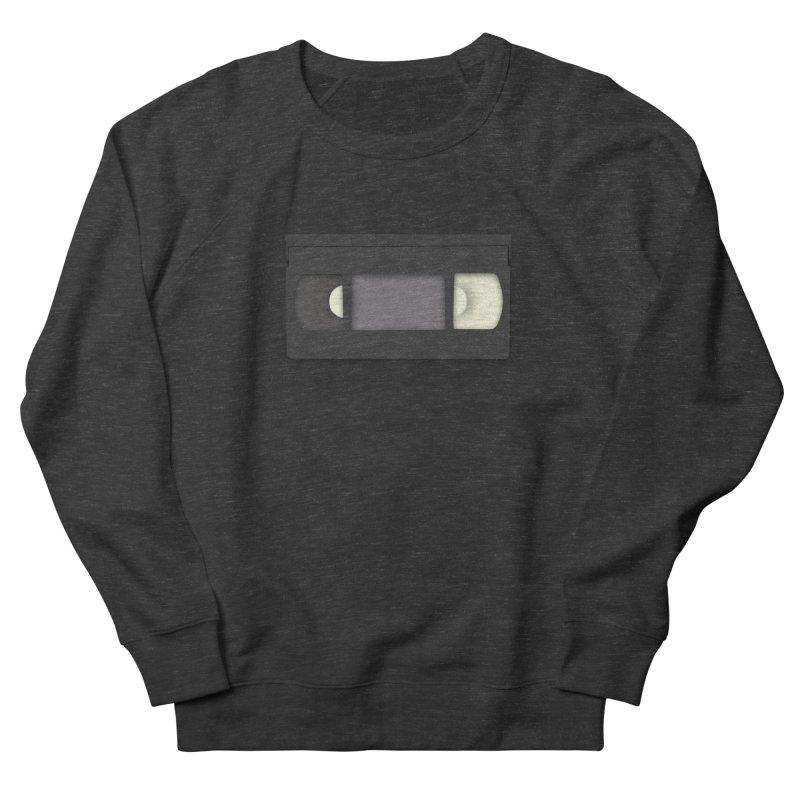 VHS Men's French Terry Sweatshirt by stonestreet's Artist Shop