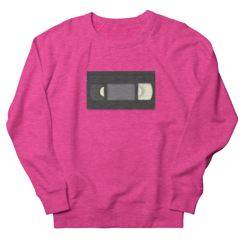 VHS Men's French Terry Sweatshirt by stonestreet's Artist Shop