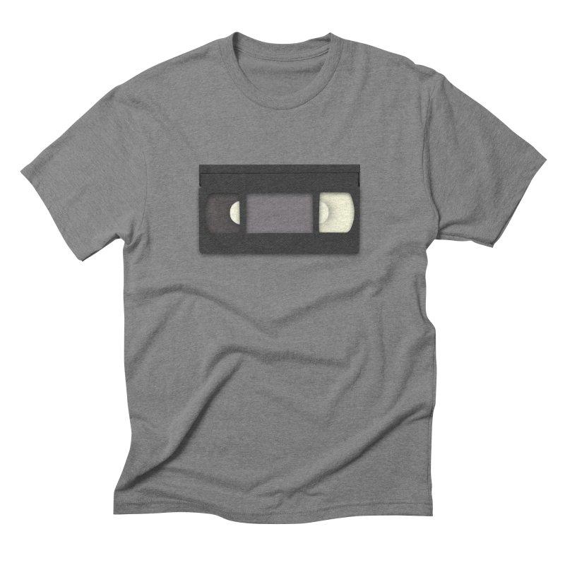 VHS Men's Triblend T-Shirt by stonestreet's Artist Shop