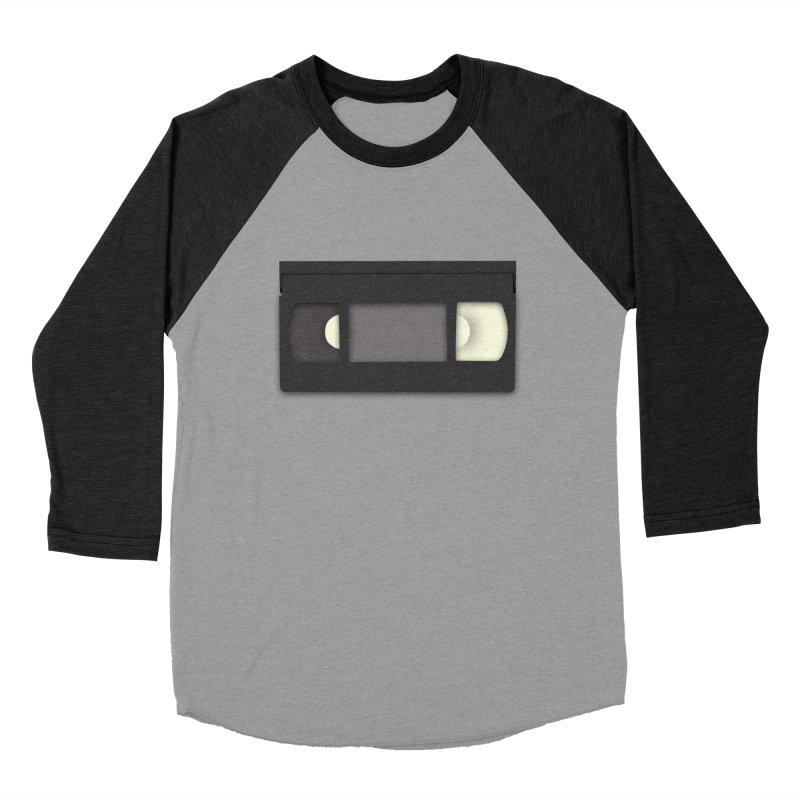 VHS Men's Baseball Triblend Longsleeve T-Shirt by stonestreet's Artist Shop