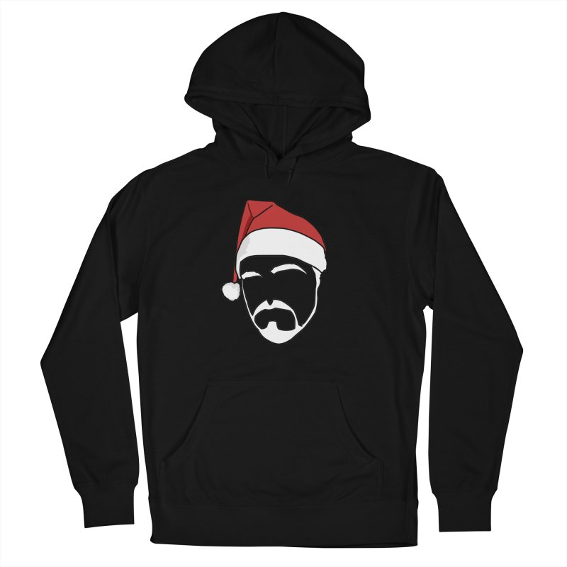 Heading For Christmas Men's French Terry Pullover Hoody by stonestreet's Artist Shop