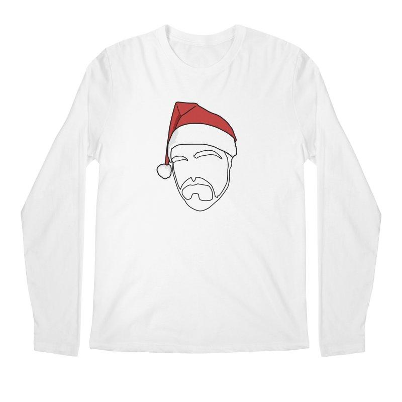 Heading For Christmas Men's Regular Longsleeve T-Shirt by stonestreet's Artist Shop