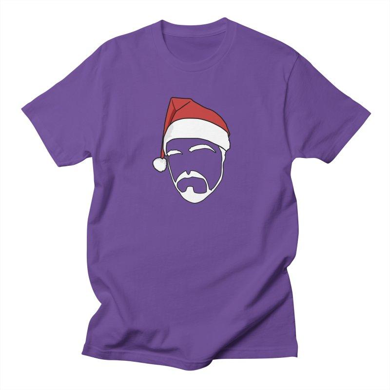 Heading For Christmas Men's Regular T-Shirt by stonestreet's Artist Shop