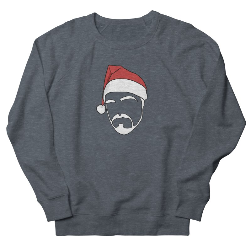 Heading For Christmas Women's French Terry Sweatshirt by stonestreet's Artist Shop