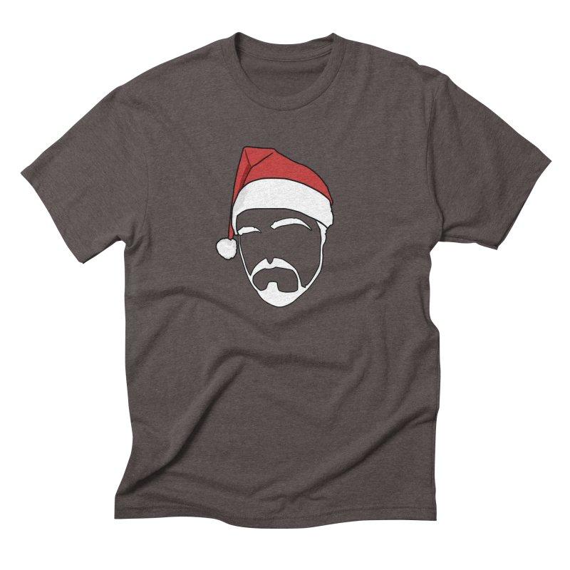 Heading For Christmas Men's Triblend T-Shirt by stonestreet's Artist Shop