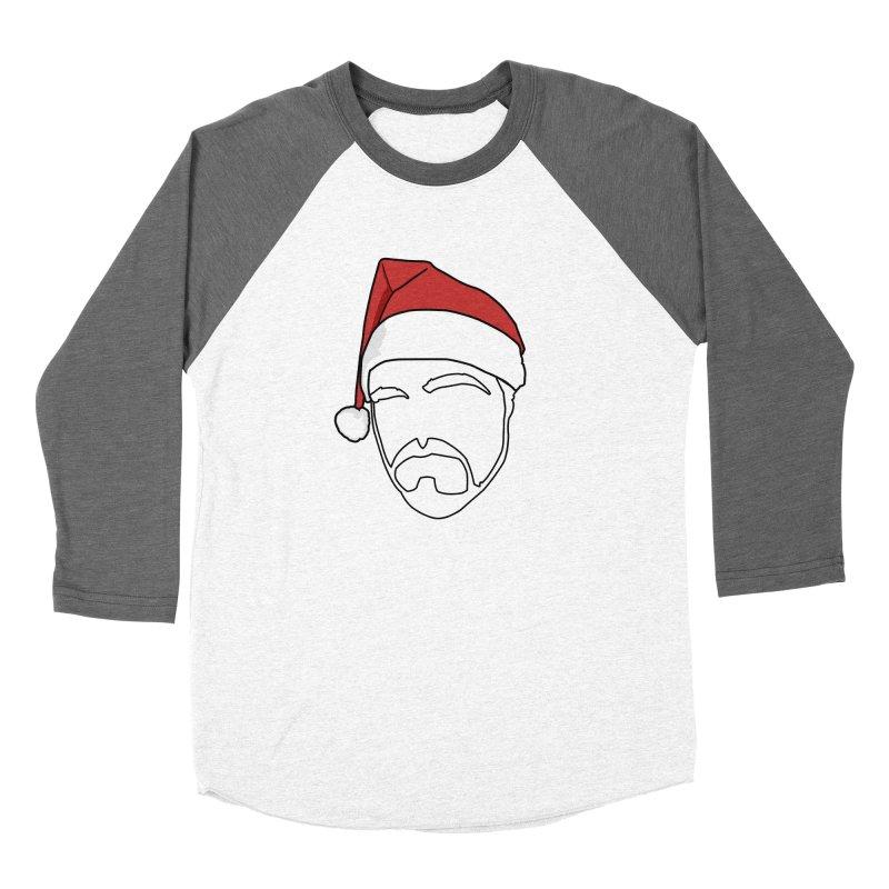 Heading For Christmas Women's Baseball Triblend Longsleeve T-Shirt by stonestreet's Artist Shop