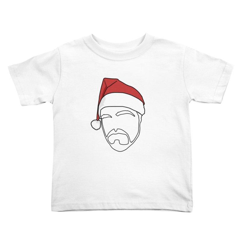 Heading For Christmas Kids Toddler T-Shirt by stonestreet's Artist Shop