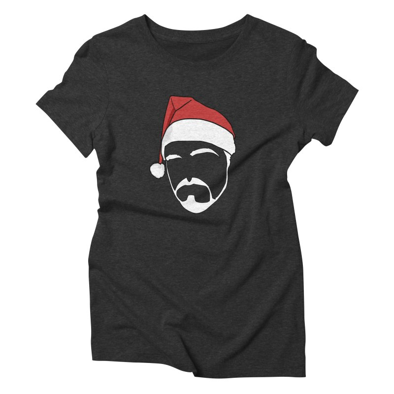 Heading For Christmas Women's Triblend T-Shirt by stonestreet's Artist Shop