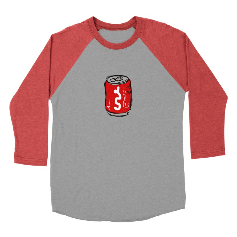 Can of Drink Men's Longsleeve T-Shirt by Stonestreet Designs