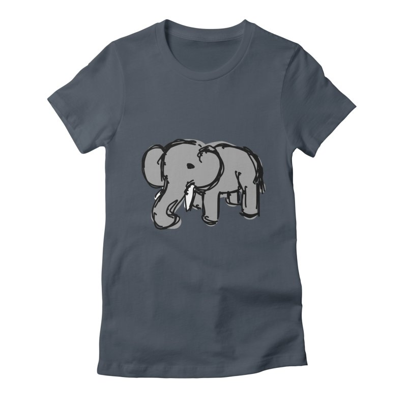 Elephant Women's T-Shirt by Stonestreet Designs