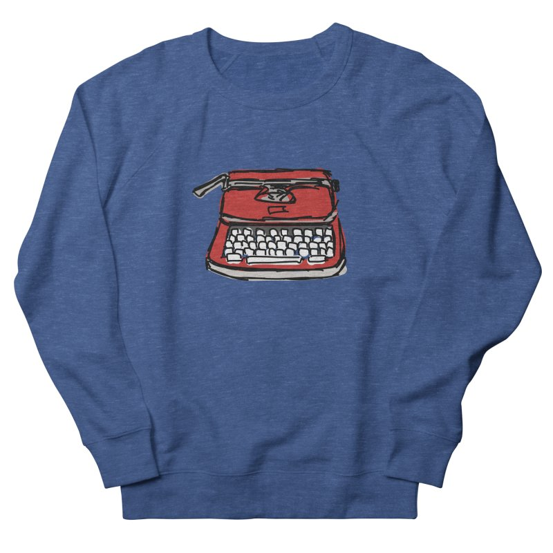 Typewriter Men's Sweatshirt by Stonestreet Designs