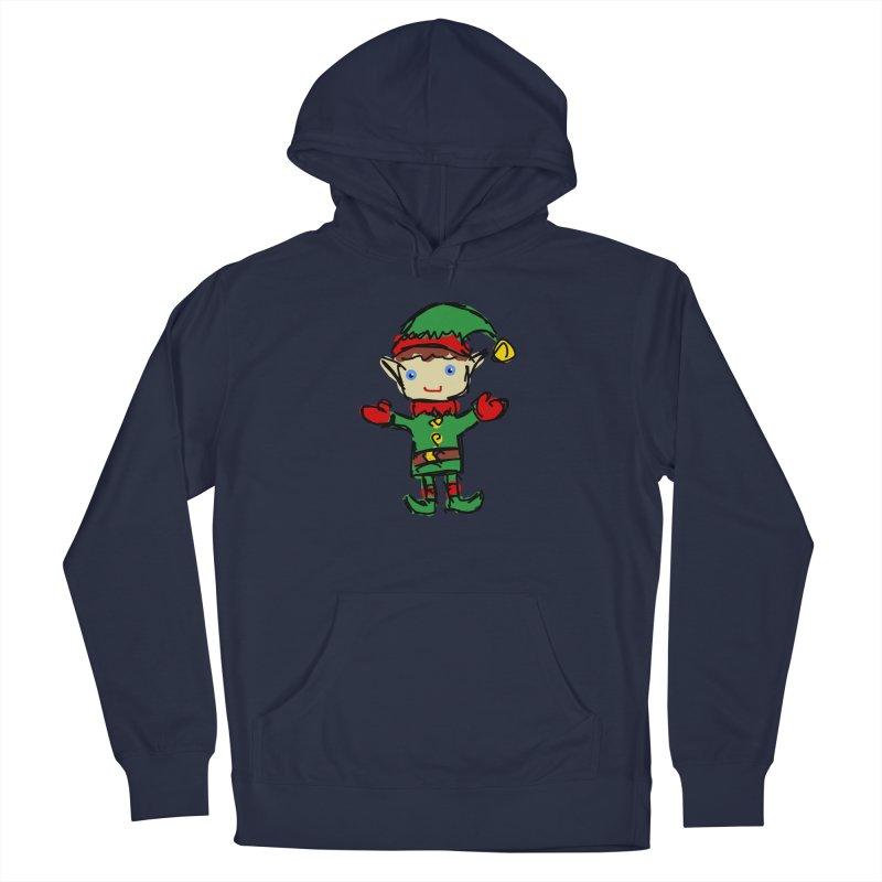 Elf Men's Pullover Hoody by Stonestreet Designs
