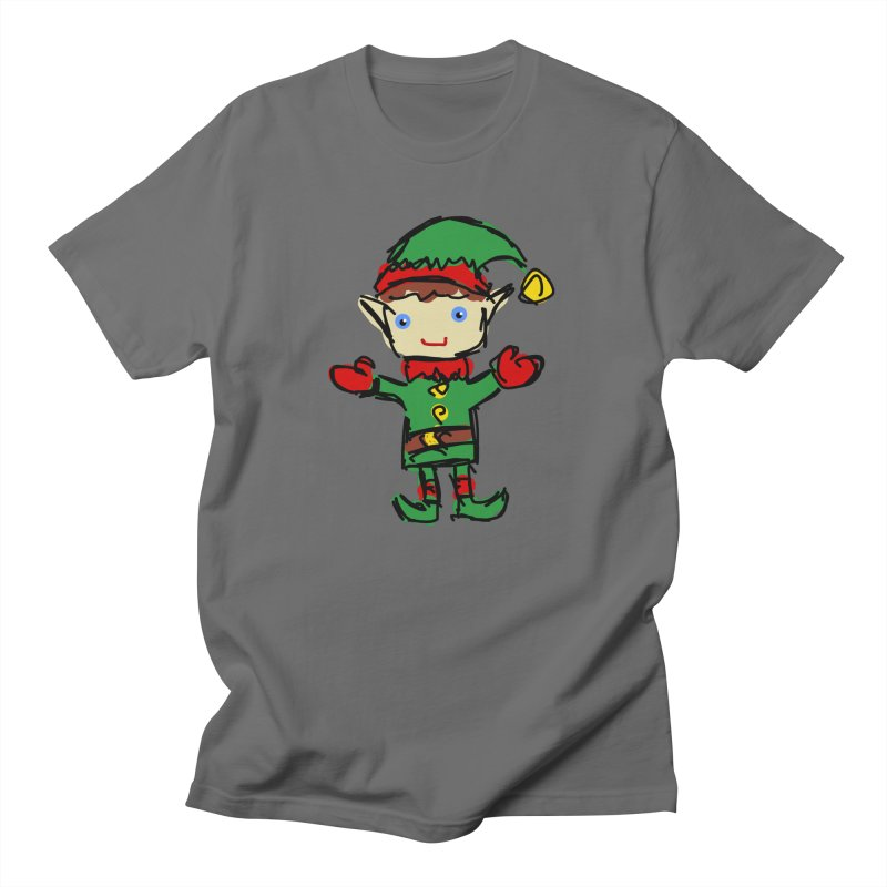 Elf Men's T-Shirt by Stonestreet Designs