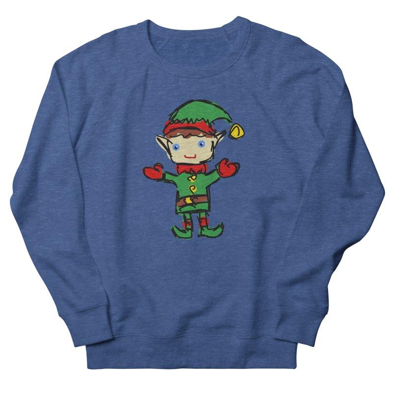 Elf Men's Sweatshirt by Stonestreet Designs