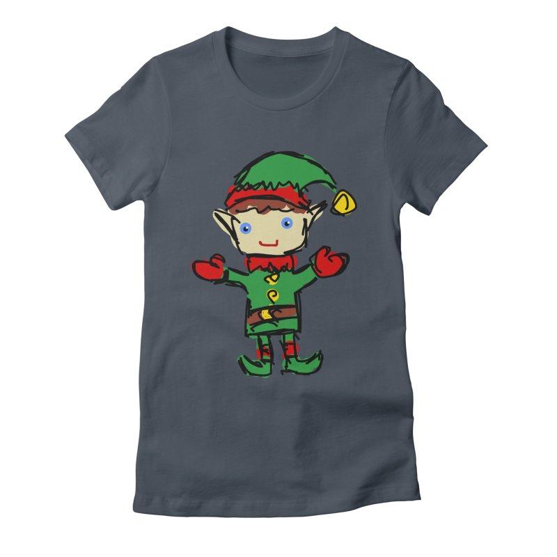 Elf Women's T-Shirt by Stonestreet Designs