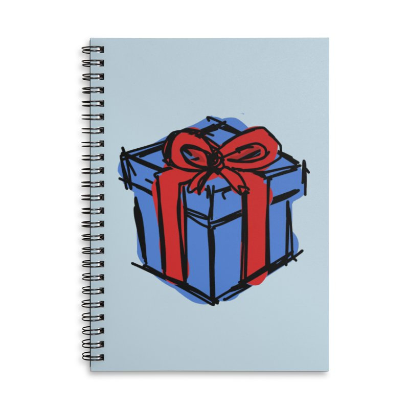Gift Accessories Notebook by Stonestreet Designs