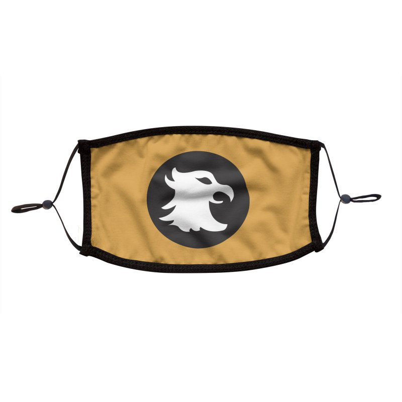 The Cavalier's Shield Accessories Face Mask by Stonestreet Designs