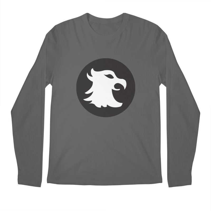 The Cavalier's Shield Men's Longsleeve T-Shirt by Stonestreet Designs