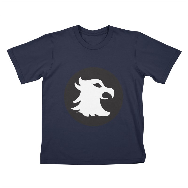 The Cavalier's Shield Kids T-Shirt by Stonestreet Designs