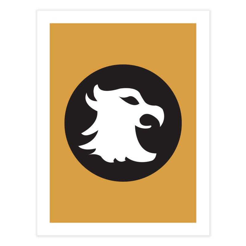 The Cavalier's Shield Home Fine Art Print by Stonestreet Designs