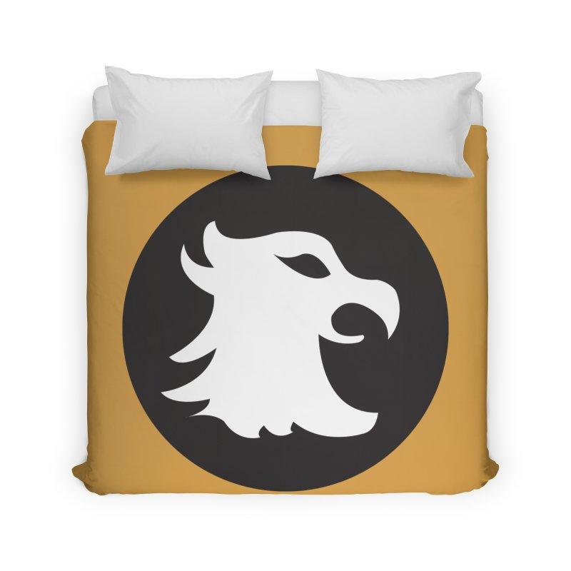 The Cavalier's Shield Home Duvet by Stonestreet Designs