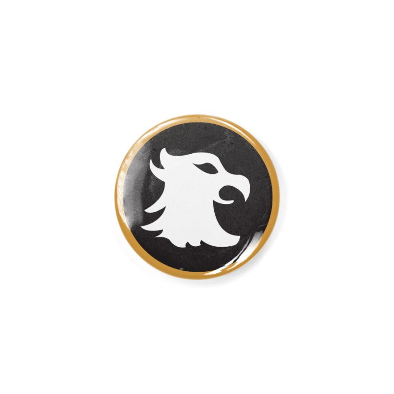 The Cavalier's Shield Accessories Button by Stonestreet Designs