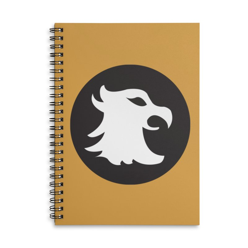 The Cavalier's Shield Accessories Notebook by Stonestreet Designs