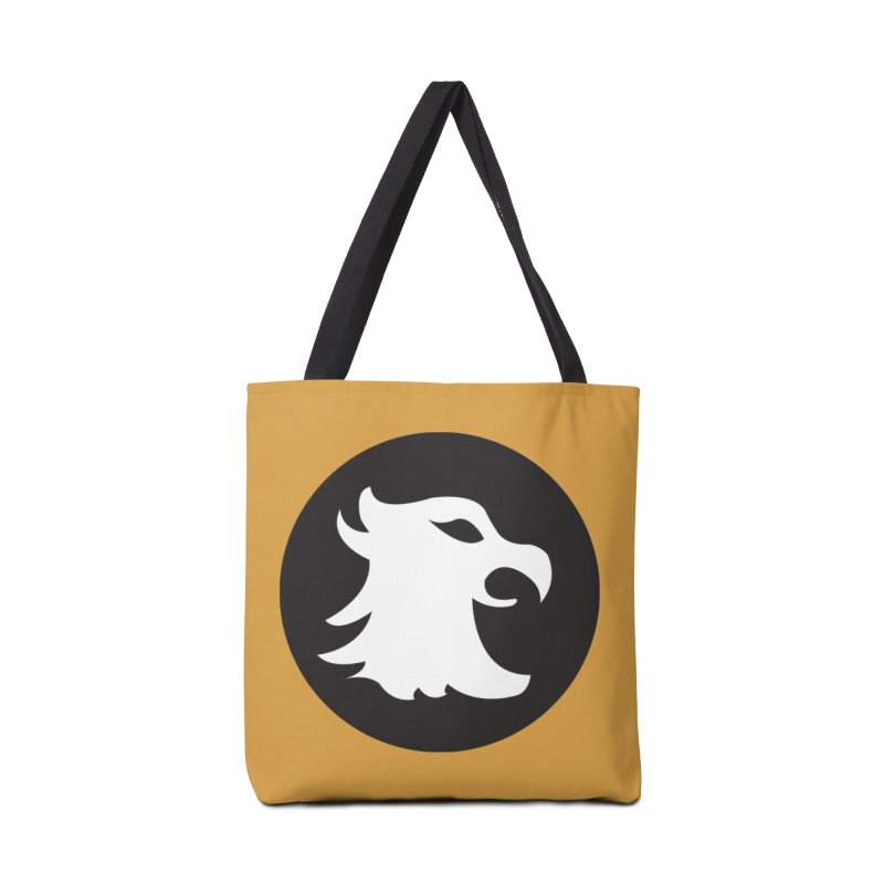 The Cavalier's Shield Accessories Bag by Stonestreet Designs