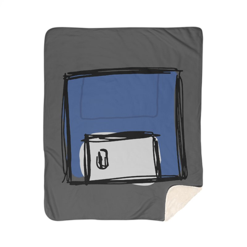 Save Icon Home Blanket by Stonestreet Designs
