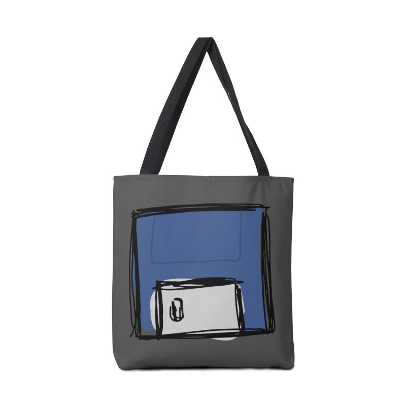 Save Icon Accessories Bag by Stonestreet Designs